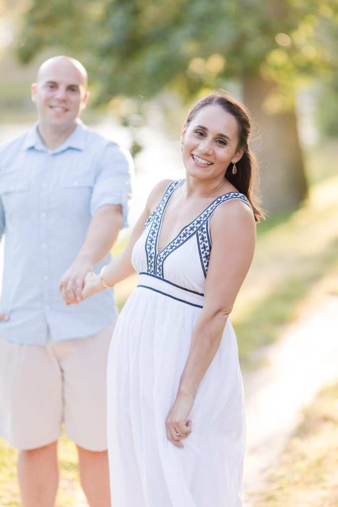 Devine Park, NJ wedding photographer, New Jersey engagement photos