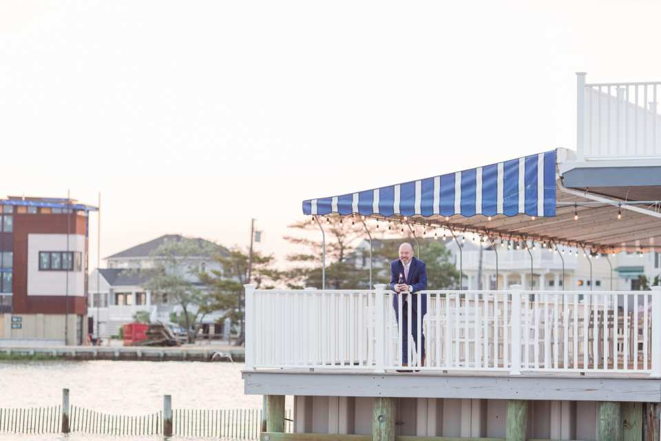 Brant Beach Yacht Club wedding