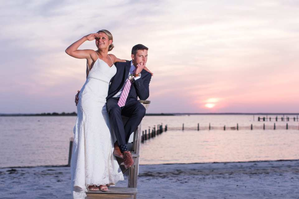 Jersey Shore wedding, NJ shore wedding