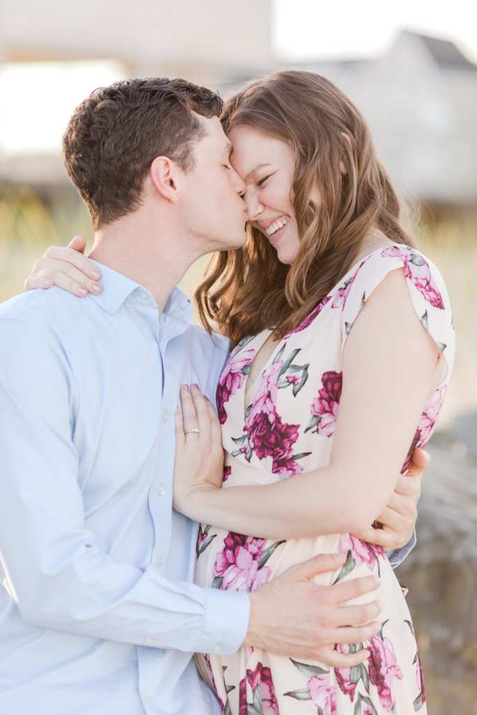 Jersey Shore engagement photos, New Jersey Wedding photographer, Long Branch engagement photos