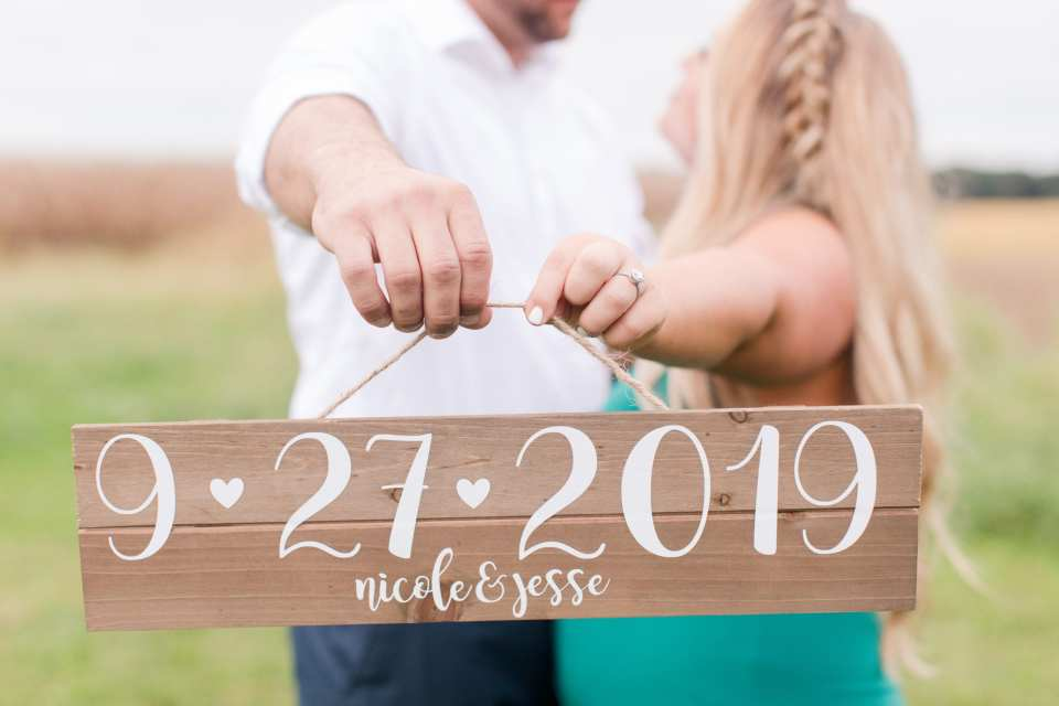 save the date sign, custom save the date sign, custom wedding sign
