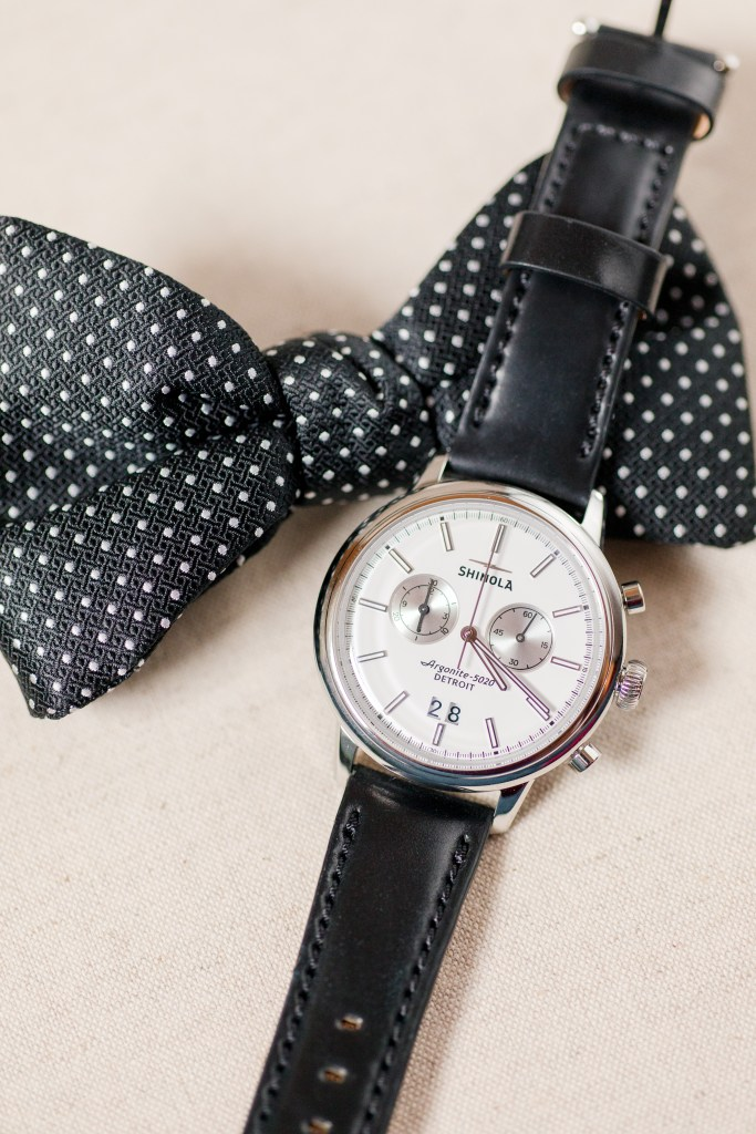 grooms accessories, polka dot bow tie