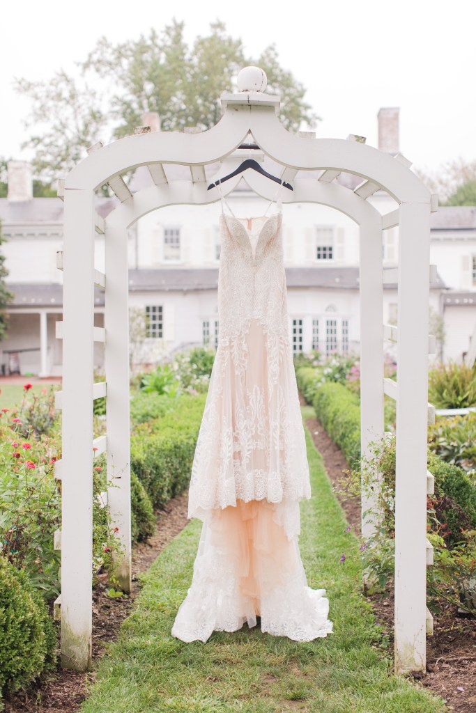 bridal gown photo, Morven Museum, Princeton NJ weddings, NJ wedding photographer