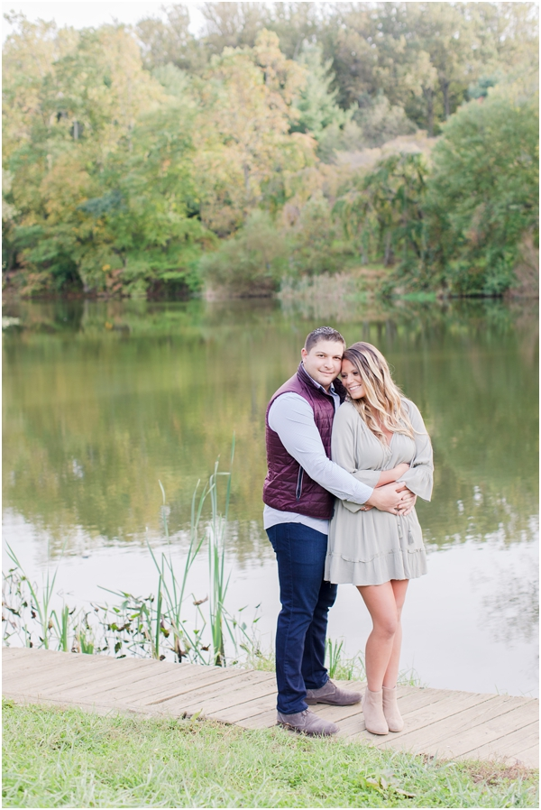 lakeside engagement photos, Holmdel engagement photos, NJ wedding photographer