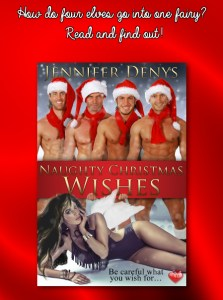Promo for Naughty Christmas Wishes 3