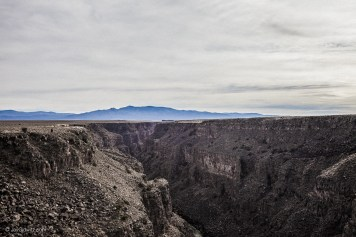Rio Grande Gorge - Taos New Nexico III