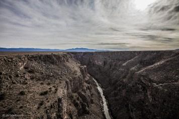 Rio Grande Gorge - Taos New Nexico IV