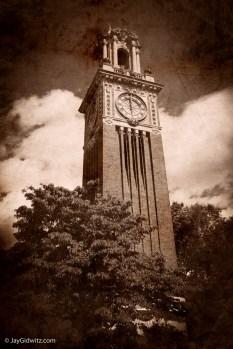 Brown University Bell Tower