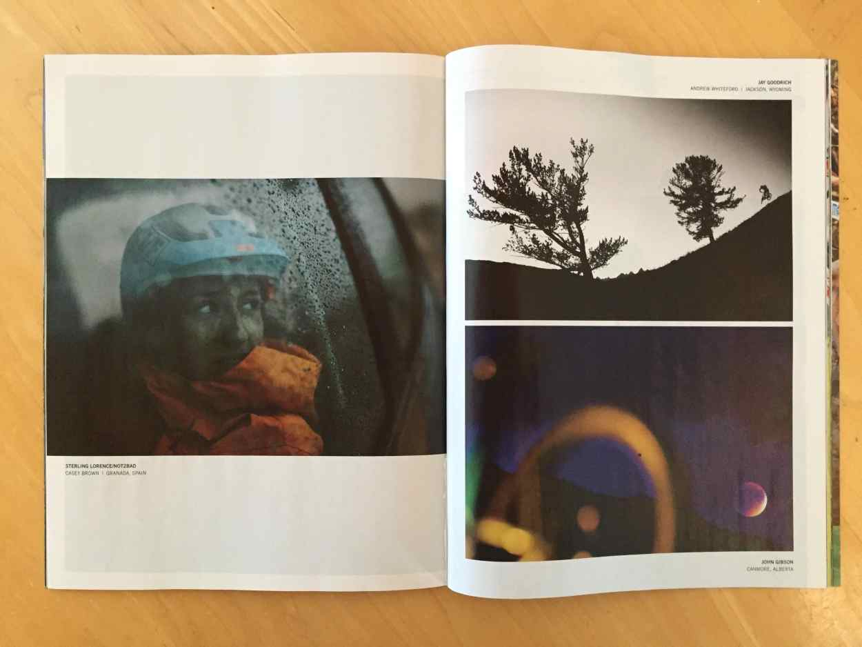 Photos in Print - Bike Magazine - by Jay Goodrich