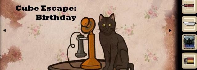 Cube Escape Birthday Walkthrough Tips Review