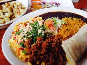 Eggs in Hell from El Banditos in Iowa City