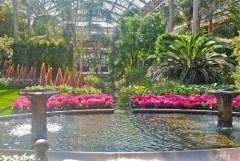Conservatory entrance....