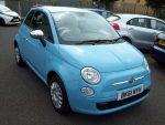 !!!!!! SOLD 2011 Fiat 500 1.2 Pop 3dr HATCHBACK Petrol Manual £3495 SOLD !!!!!!