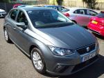 2018 Seat Ibiza 1.0 SE 5 door hatchback Petrol Manual £8995