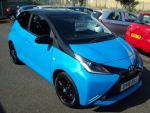 2016 Toyota Aygo VVT-i X-Cite 2 5dr HATCHBACK Petrol Manual £6995