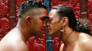 Hongi: A traditional Maori greeting. The sharing of breath or life force with one another to create relationship bonds, to cement unity.
