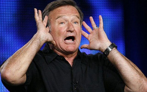 Robin Williams and Mental Illness