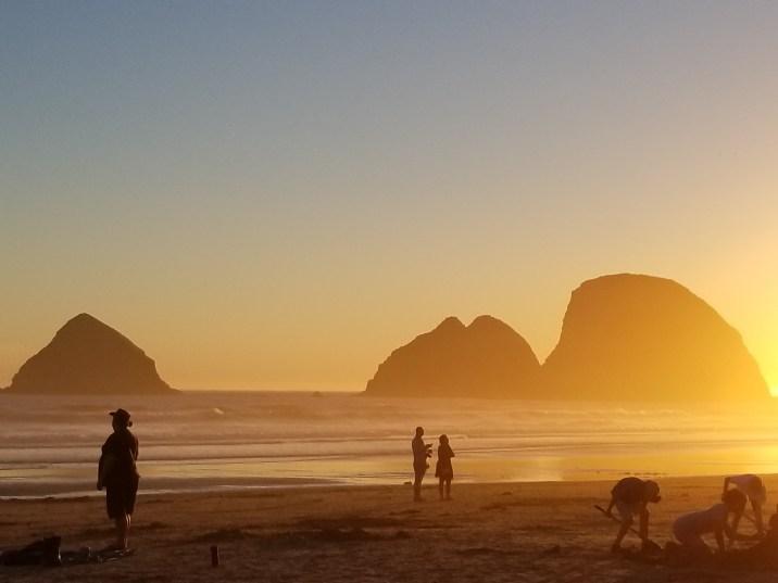 Oregon Coastline I