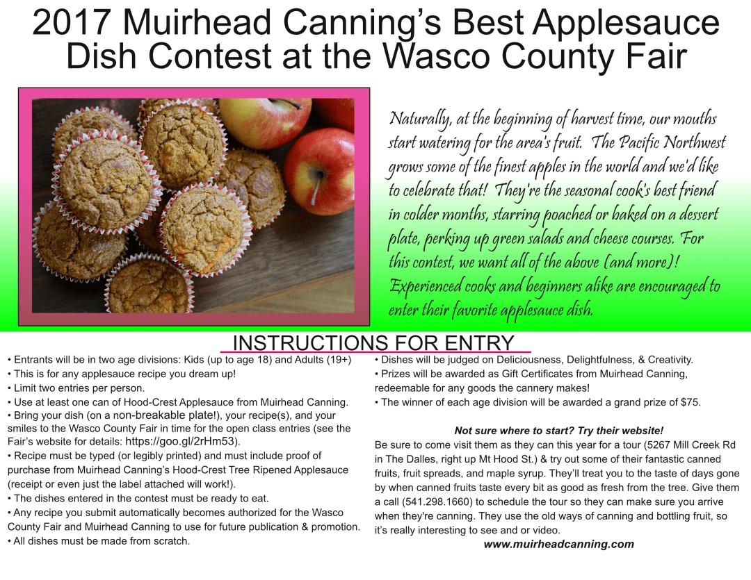 Muirhead Contest