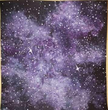 The Amethyst Nebula