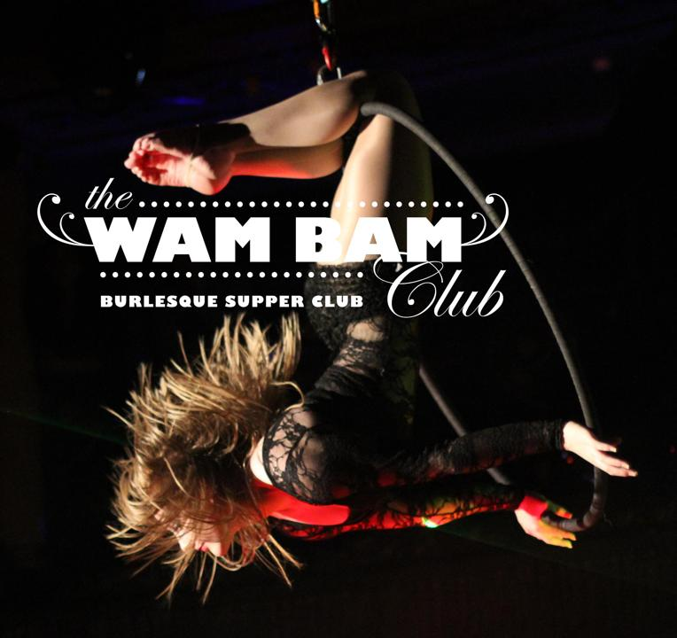 Aerial Hoop, Wam Bam, London
