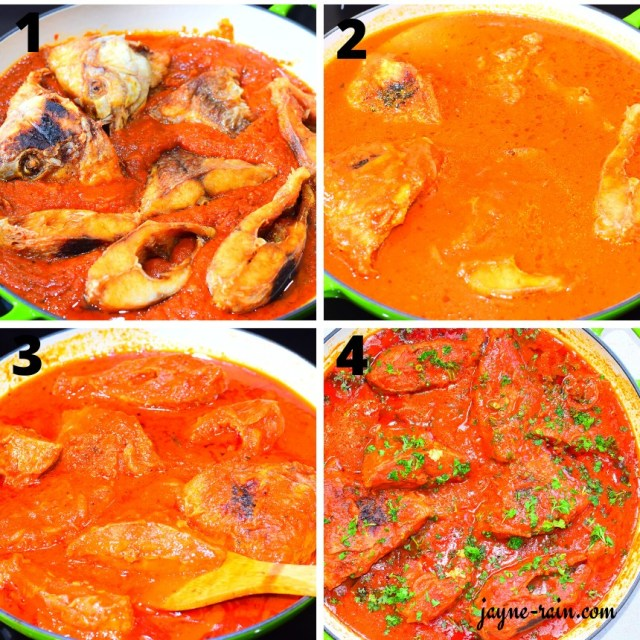 how to make african fish stew