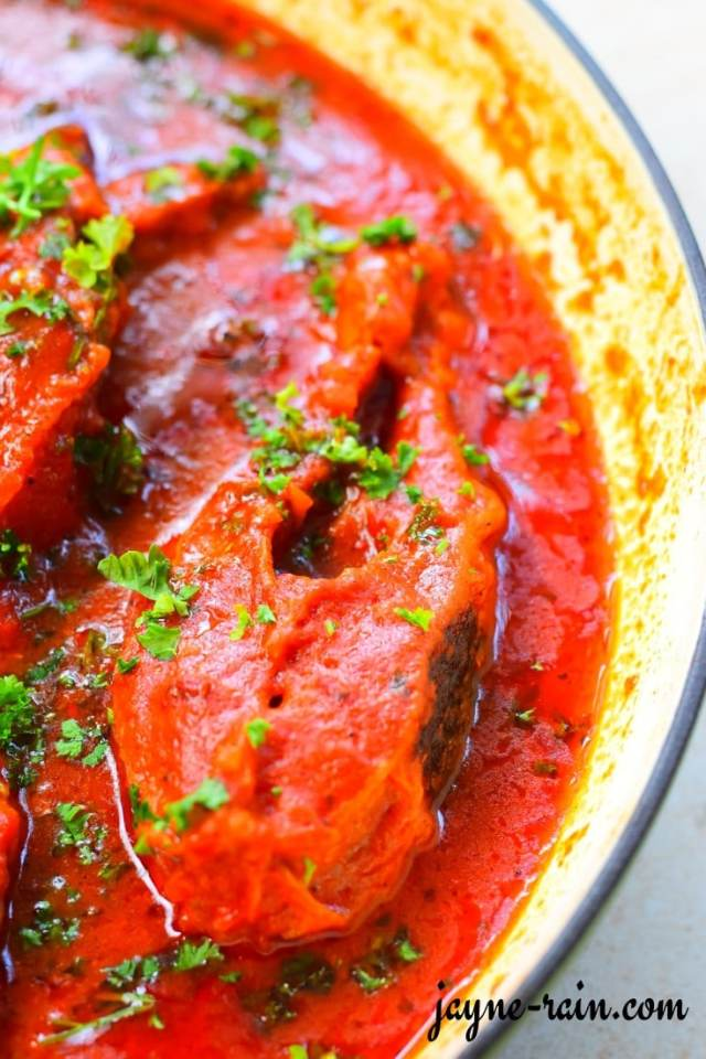 West African Fish Stew