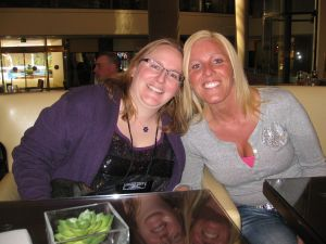 Jayne and Michelle