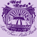 Hot Rods Design 1 - For Detail