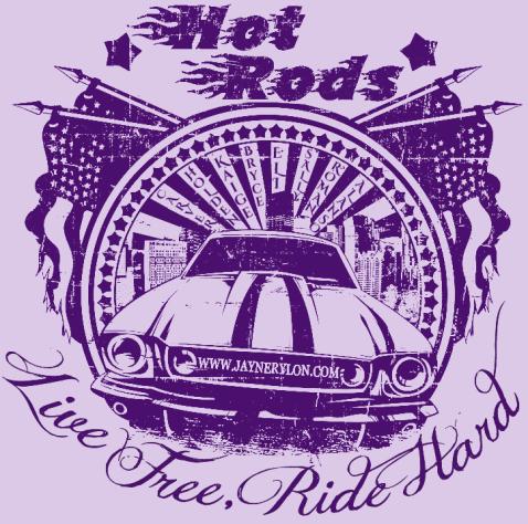 Hot Rods Design 1 - For Detail