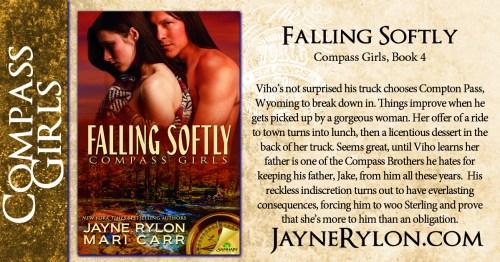 Compass Girls - 4 - Falling Softly