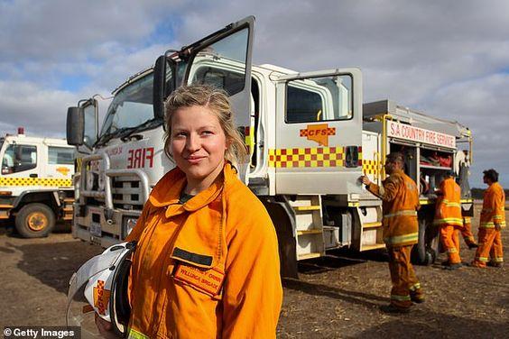 Volunteer Firewoman