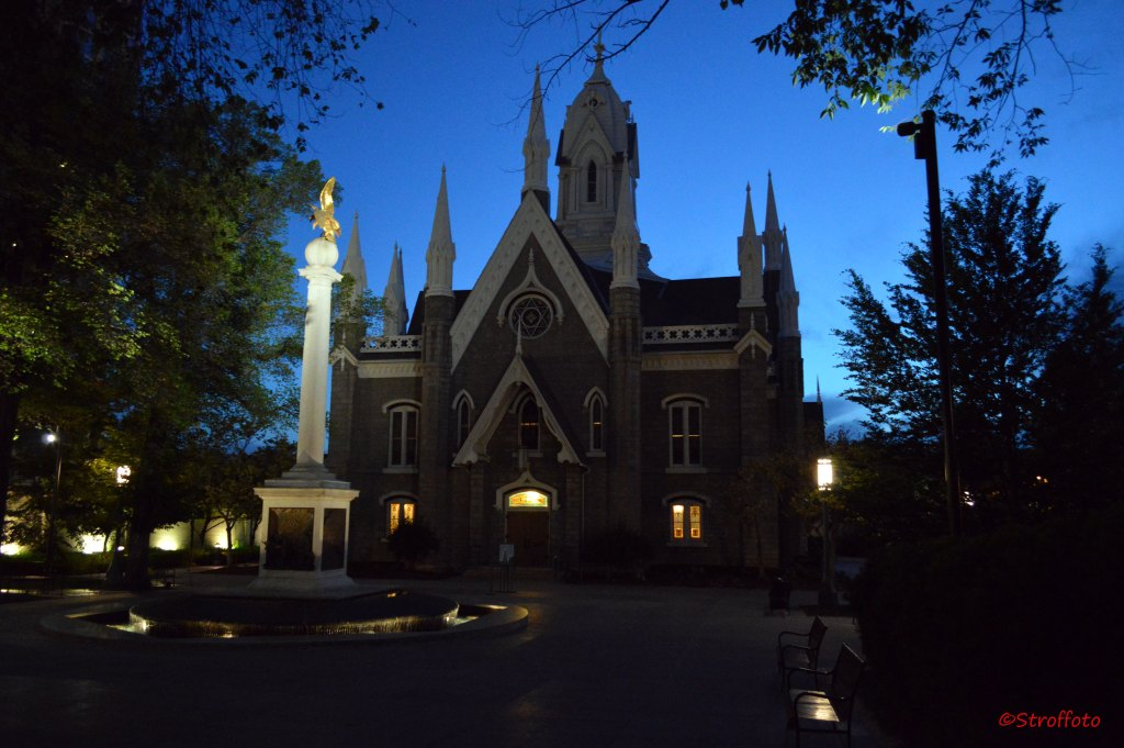 Assembly Hall Salt Lake City