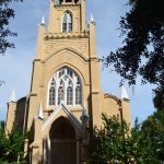 Temple Mickve Israel Church Savannah