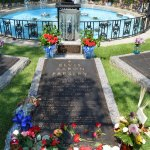 The King's Grave at Graceland