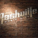 Nashville Music City Brick Wall