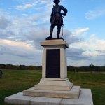 Monument at Gettysburg Battlefield