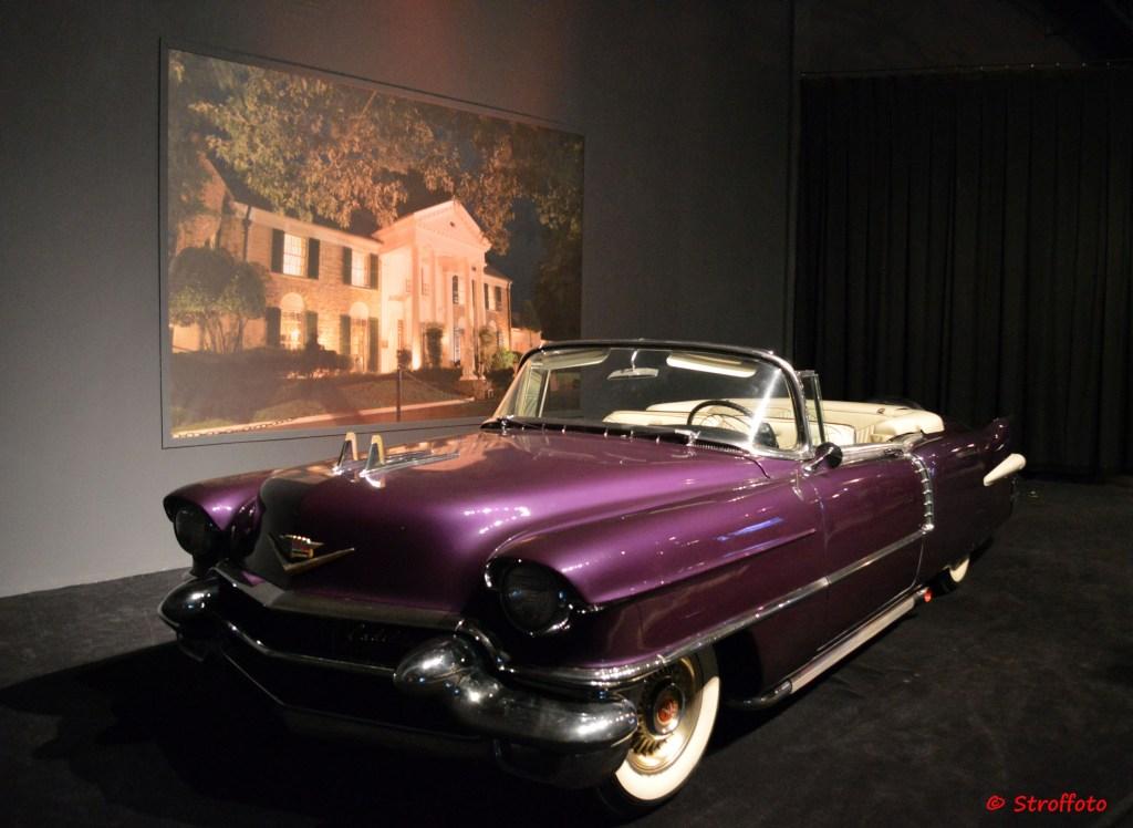 Elvis' Cadillac Eldorado