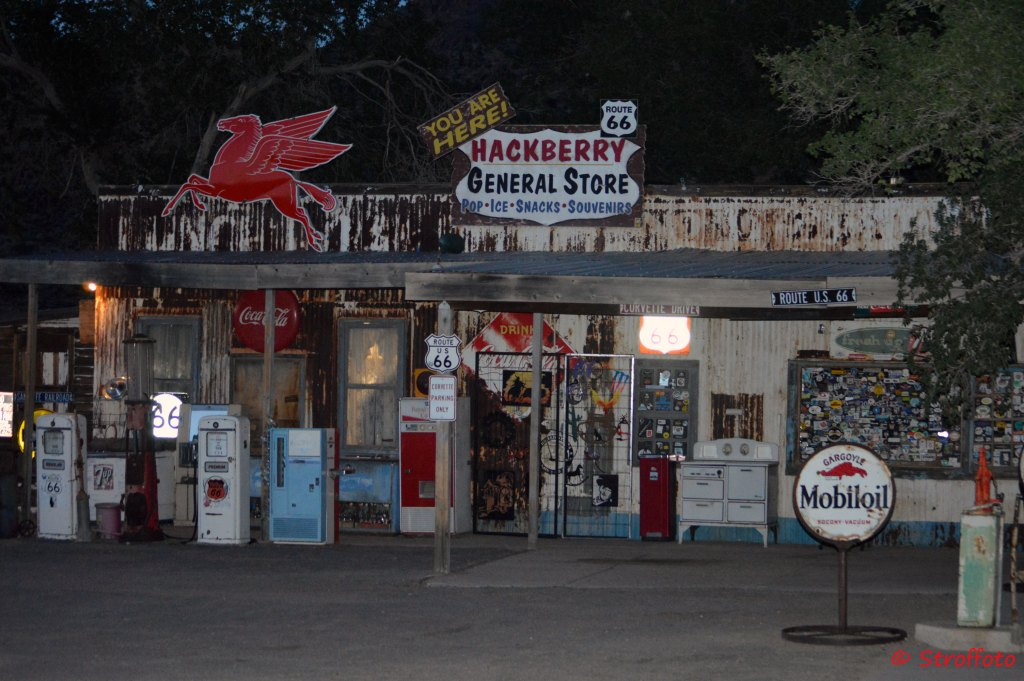 Hackberry General Store Arizona