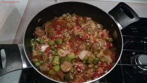 Vegan Jambalaya Ingredients