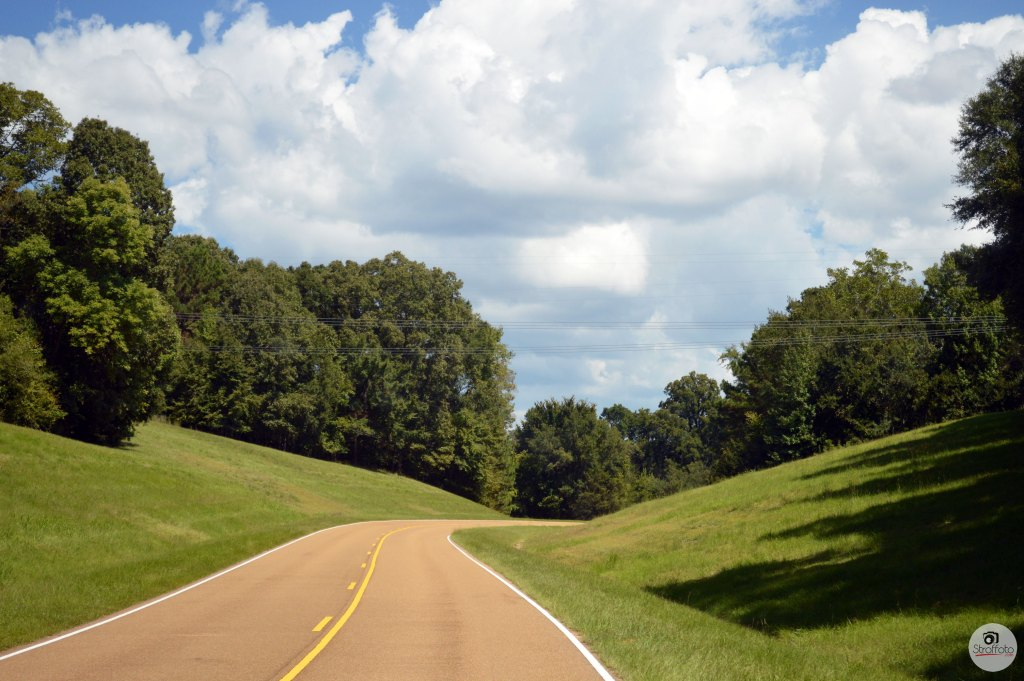 Natchez Trace Scenic Road