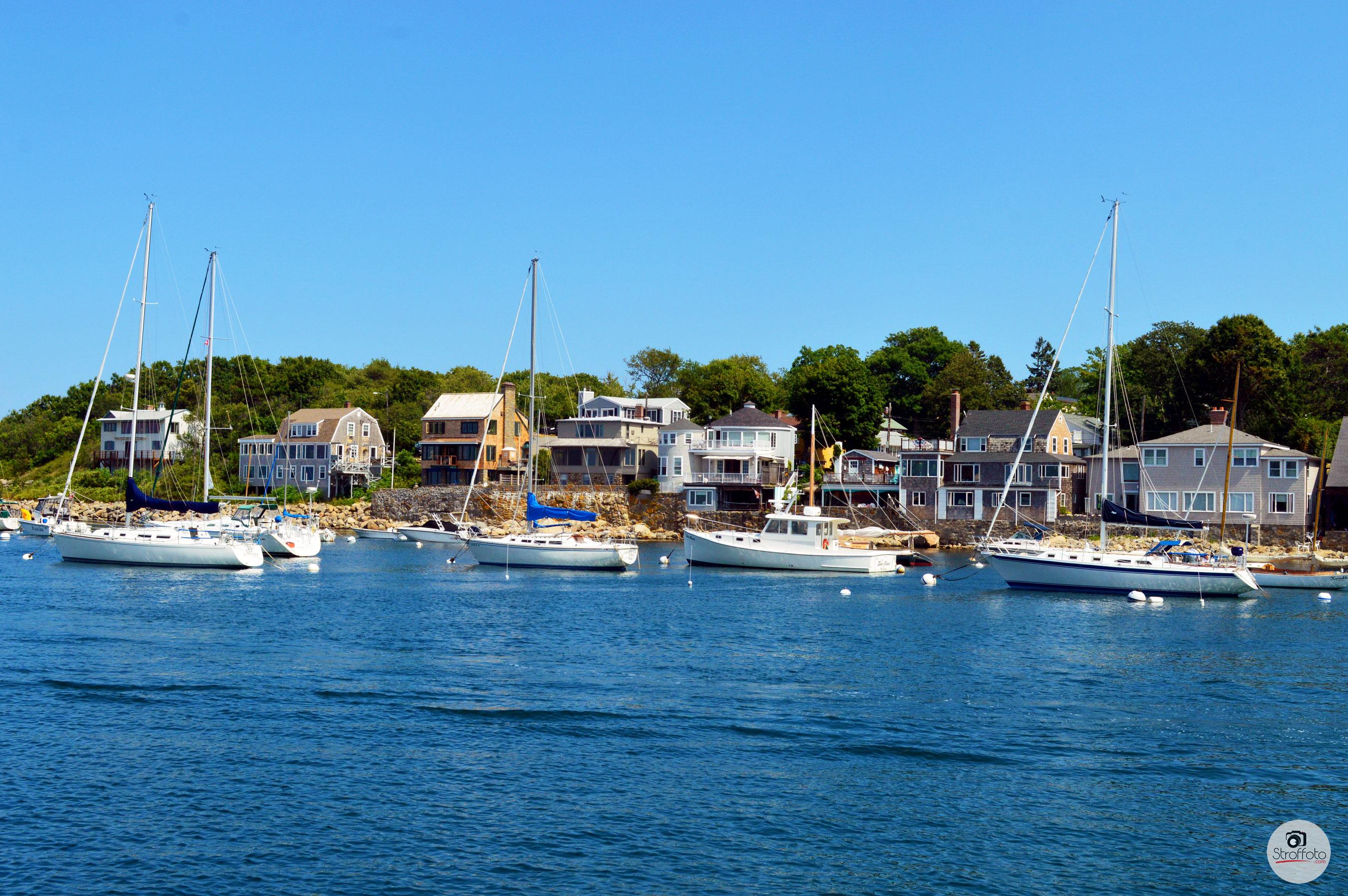 Bearskin Neck - Rockport Massachusetts