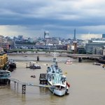 The River Thames London