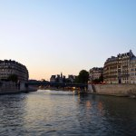 View from the River Cruise