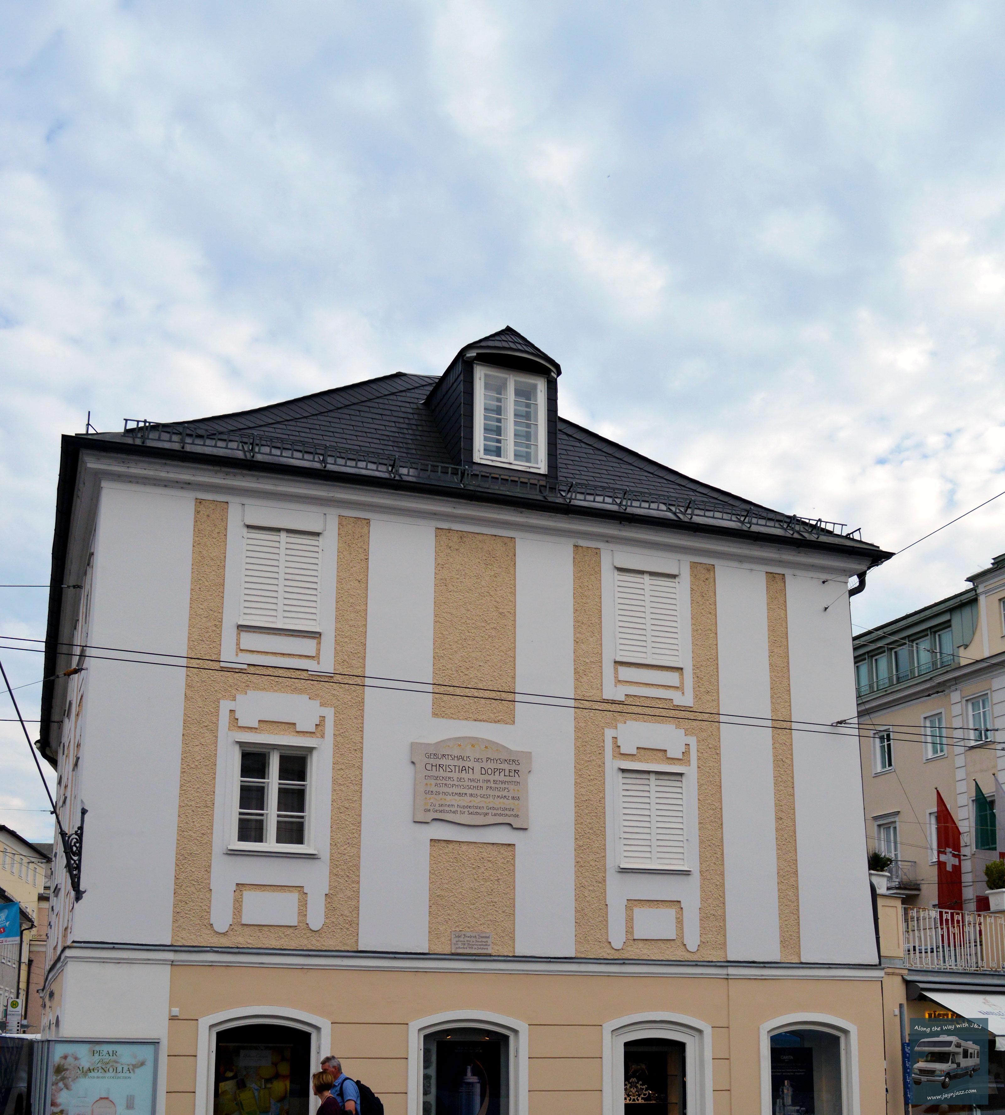 Doppler House Salzburg