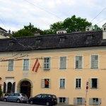 Mozart House Salzburg