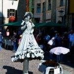 Street Performer Innsbruck
