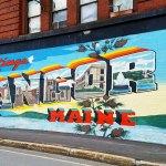 Welcome Wall - Bangor