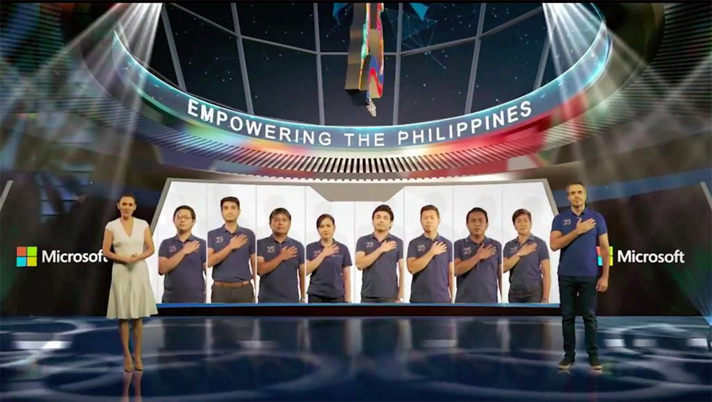 Microsoft Philippines 25 Years