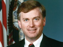 Former US VP Dan Quayle